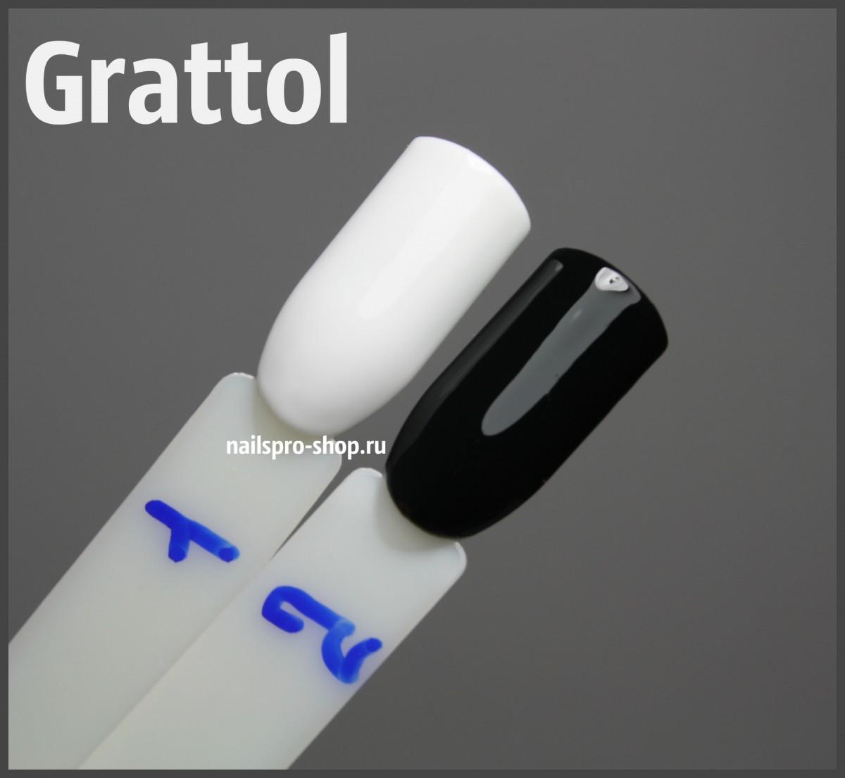Grattol Color Gel Polish 001 White